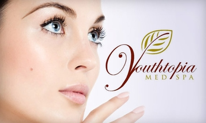Youthtopia - Alpharetta: $35 for One of Three Facials at Youthtopia (Up to $125 Value)