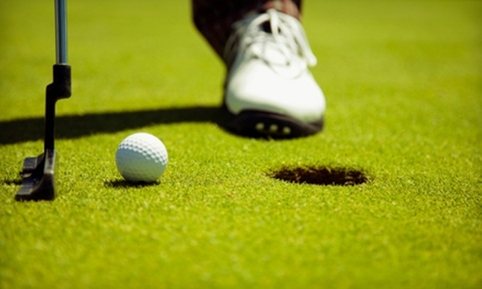 Greenfield Lakes Golf Course - Greenfield Lakes: $15 for 18 Holes of Golf Including Cart and Bucket of Range Balls at Greenfield Lakes Golf Course (Up to $46.44 Value)