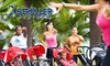 Stroller Strides (St. Louis) - Multiple Locations: $18 for Five Classes at Stroller Strides ($60 Value)