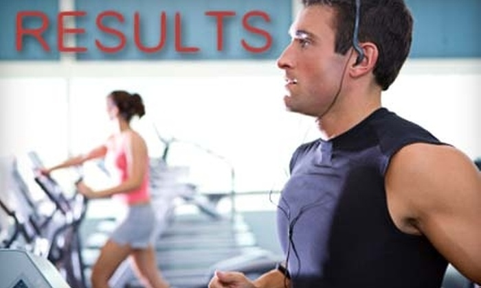 Results Health and Fitness - Monterey Vista: $25 for Five Drop-In Yoga, Zumba, or Boot-Camp Classes at Results Health and Fitness in Chandler ($50 Value)
