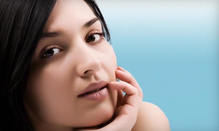 Bella Vita Med Spa - Van Buren: Microdermabrasion, Mini Facial, and Visia Skin Analysis at Bella Vita Med Spa (Up to 70% Off). Two Options Available.