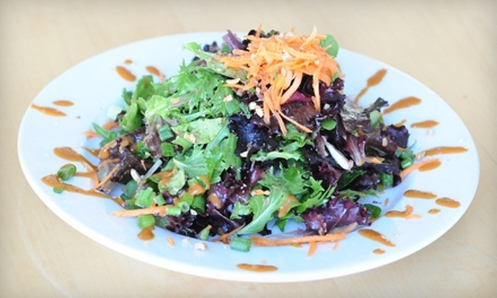 The Center Bistro - Downtown Tempe: $7 for $15 Worth of Breakfast and Lunch Fare at The Center Bistro in Tempe
