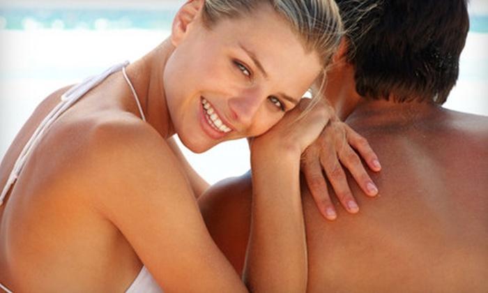 Sun Spa - San Bruno: $45 for Three Airbrush Tans at Sun Spa in San Bruno ($105 Value)