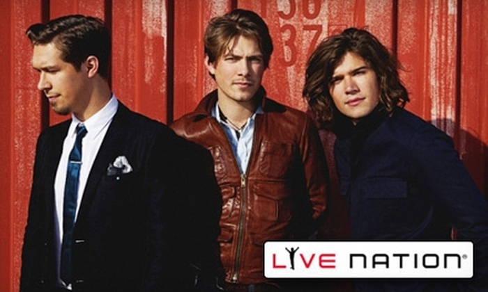 Live Nation - Wallingford: $20 for General Admission Ticket to Hanson at The Dome at Oakdale Theatre ($40.50 Value)