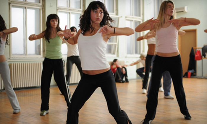 World of Dances - Cuyahoga Falls: 6 or 12 Zumba Classes at World of Dances in Cuyahoga Falls (Up to 65% Off)