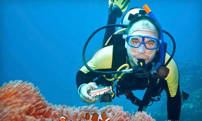 Gypsy Divers Aquatic Center - Northeast Raleigh: $225 for Scuba-Certification Course with Five Dives and Gear Rental at Gypsy Divers Aquatic Center ($455 Value)