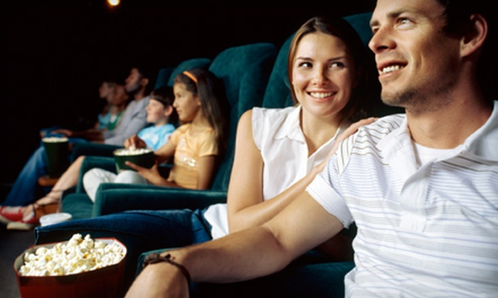 Park Plaza Cinema - Hilton Head Island: Movie Night for Two with Concessions or Dinner at Park Plaza Cinema Hilton Head Island (Up to 54% Off)