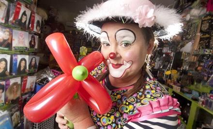 $45 Groupon to Dotsy's Entertainment Company & Costume Shop - Dotsy's Entertainment Company & Costume Shop in St. Thomas