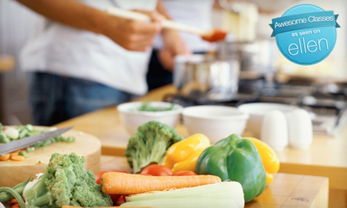 Benedict's Catering and Café - Paradise Valley: Group Cooking Class or Private Cooking Class for Up to Six at Benedict's Catering and Café in Scottsdale