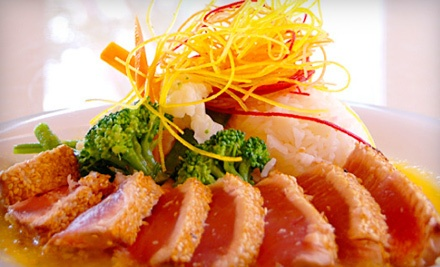 $50 Groupon for Dinner at Panache Restaurant - Panache Restaurant in McLean