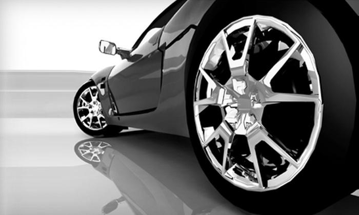Mint Condition Auto Detail - Ogden: $25 for a Wheel-and-Rim-Restoration Detail Service at Mint Condition Auto Detail ($59 Value)