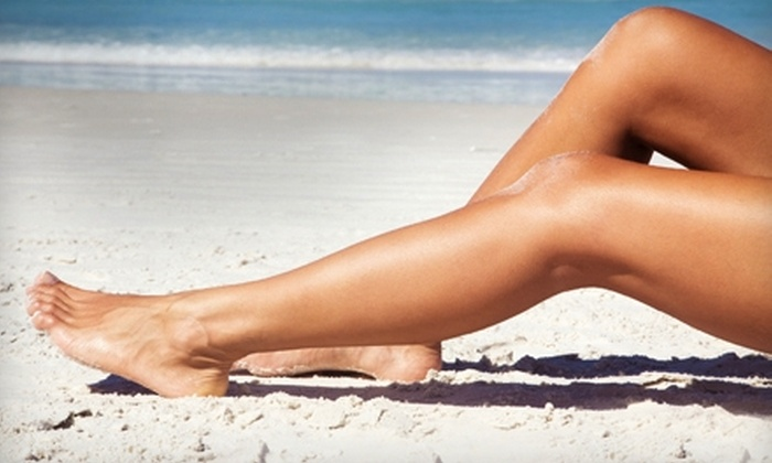 Timeless Age-Defying Laser Clinic - Mission Valley East: $99 for One Laser Vein Removal Session at Timeless Age-Defying Laser Clinic