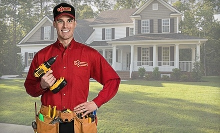 Mr. Handyman of East Cherokee/NW Fulton: 1 Hour of Home-Improvement Services - Mr. Handyman in