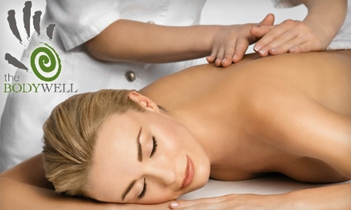 The Bodywell - Castlemont: $35 for a 60-Minute Custom Massage at The Bodywell in Campbell ($75 Value)