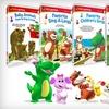 Half Off Five Baby Genius DVDs