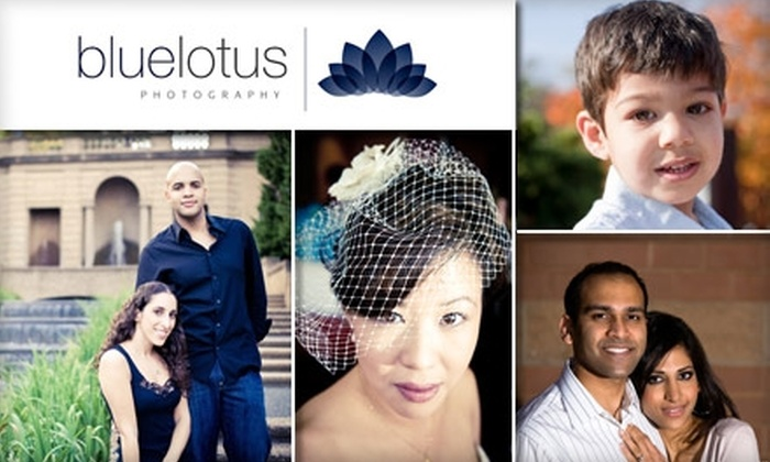 Blue Lotus Photography - Washington DC: $75 for Photo Shoot and 20 Images from Blue Lotus Photography ($250 Value)