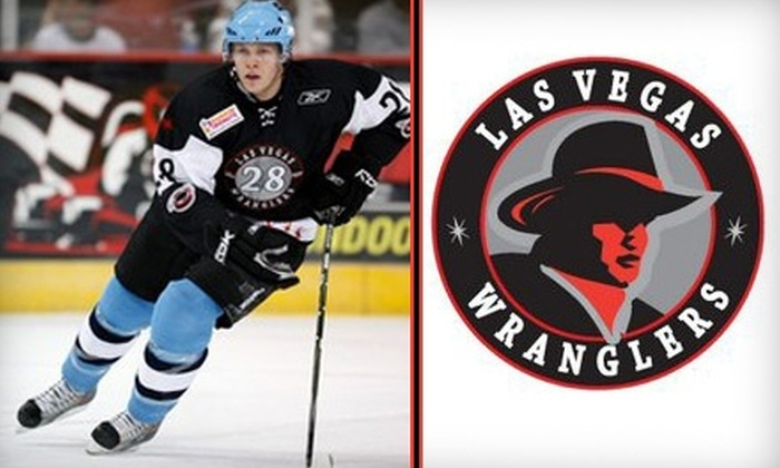 Las Vegas Wranglers - Paradise: $9 for One Mardi Gras-Level Ticket to a Las Vegas Wranglers Game (Up to $17.50 Value). Choose from Four Games.