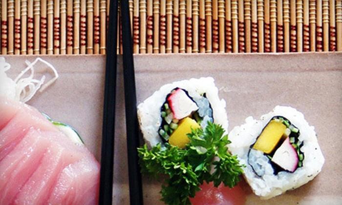 Kaz Japanese Restaurant - Downtown: Multicourse Dinner for Two or Four at Kaz Japanese Restaurant (Up to 55% Off)