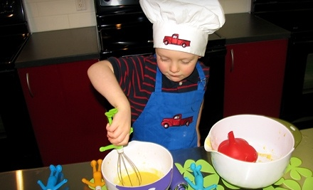 Epicurious Kids Cookery: 1 Children's Cooking Lesson - Epicurious Kids Cookery in Calgary