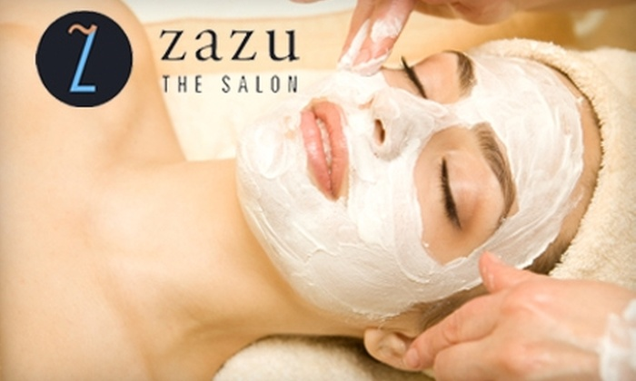 Zazu The Salon - Cathedral: $30 for $60 Worth of Spa Services at Zazu The Salon