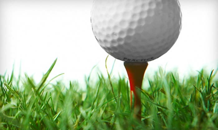 Target Golf Centre - Greenbelt: $24 for Mini-Golf and Driving-Range Outing for Two at Target Golf Centre (Up to $51 Value)