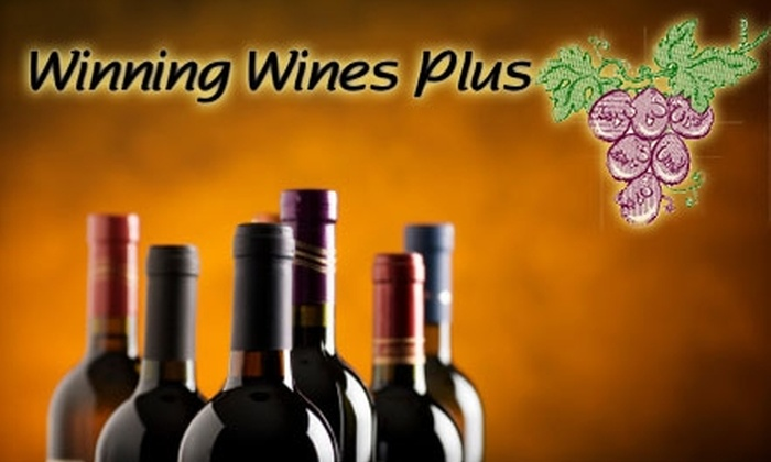 Winning Wines Plus - Multiple Locations: $49 for a Wine- and Beer-Making Equipment Package at Winning Wines Plus