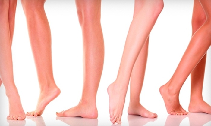 Clinical Skin Therapeutics - Apple Valley: $99 for Two 30-Minute Laser Spider-Vein-Removal Leg Treatments at Clinical Skin Therapeutics in Apple Valley ($500 Value)