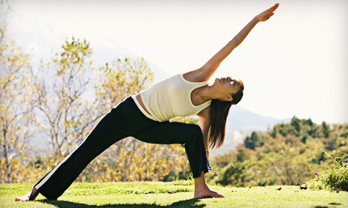 A&B Fitness Concepts - Sun Prairie: 10 or 20 Yoga, Pilates, or Other Outdoor Fitness Classes from A&B Fitness Concepts in Sun Prairie (Up to 63% Off)