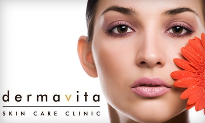 Dermavita MediSpa - Moss Bay: $50 for a 60-Minute Customized Facial Package at Dermavita MediSpa in Kirkland