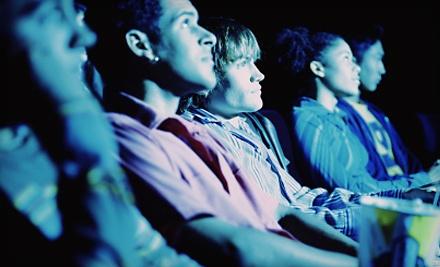 Elvis Cinemas: 2 Admissions, 2 Medium Drinks, and 2 Medium Popcorns - Elvis Cinemas in Littleton
