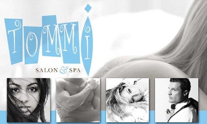 Tommi's Salon and Spa  - Center City East: $60 for a Detox Clay Treatment with Reflexology at Tommi's Salon and Spa ($170 Value)