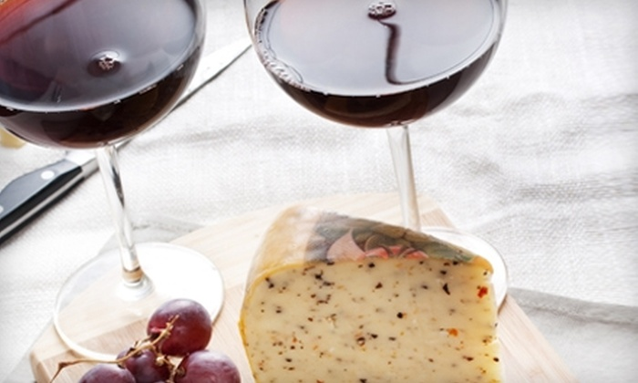 Studio 91 - Glen Lennox: $33 for a Private Wine Tasting for Four at Studio 91 in Chapel Hill