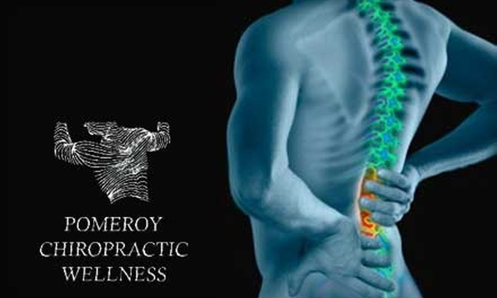 Pomeroy Chiropractic Wellness - Multiple Locations: Massage, Chiropractic Exam, Vitamins, and More at Pomeroy Chiropractic Wellness. Choose Between Two Options