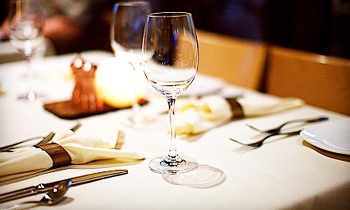 Teller's Restaurant  - Lawrence: $25 for $50 Worth of Upscale Italian Cuisine at Teller's Restaurant