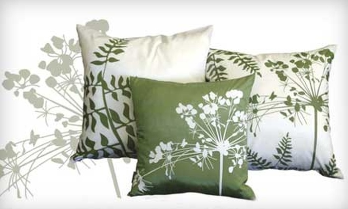 Pillow Decor: $25 for $50 Worth of Pillows at Pillow Decor