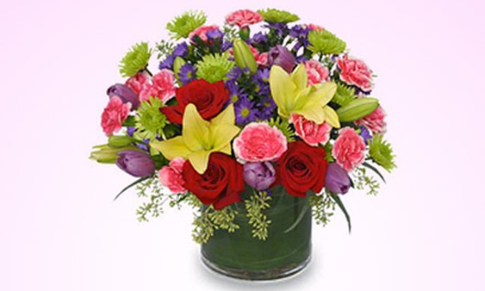 Blossoms by Stroud Florist - Greensboro: $15 for $30 Worth of Floral Arrangements at Blossoms by Stroud Florist in Greensboro