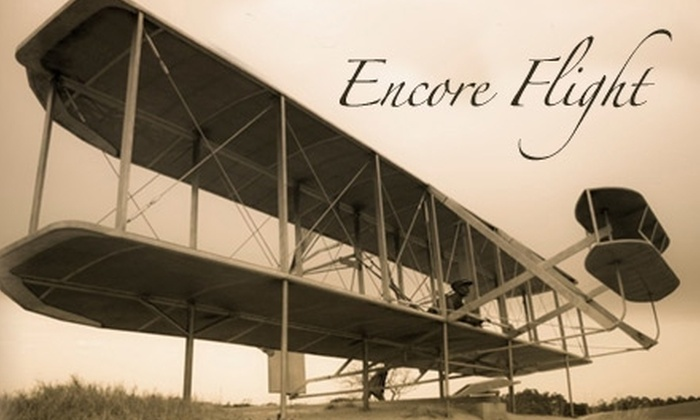 Encore Flight - North Hills West: $250 for a Scenic Aerial Tour for Two from Encore Flight