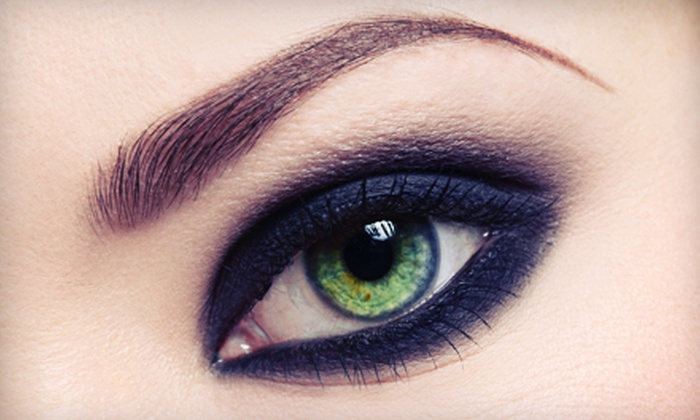 Precise Brows - Multiple Locations: Six Eyebrow-Threading Sessions or One or Three Brazilian Waxes at Precise Brows (Up to 63% Off)