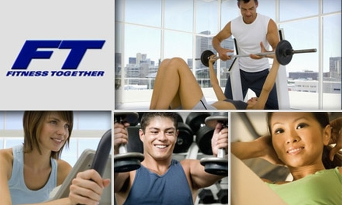 Fitness Together - Seattle - Multiple Locations: $49 for Two Personal Training Sessions at Fitness Together