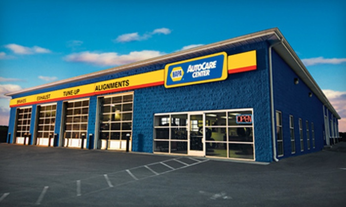 $25 for $50 Worth of Services at NAPA AutoCare. Seven Locations Available.