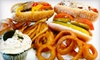 Big City Dogs - University City South: Specialty Hot Dogs, Drinks, and Sweets or Five City-Themed Hot-Dog Combos at Big City Dogs