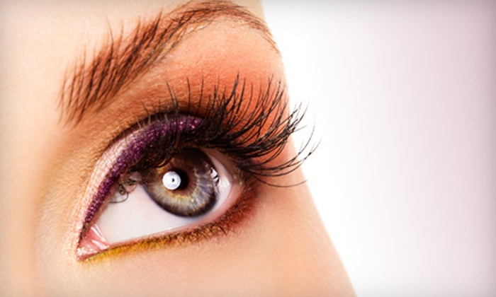 Maquillage Pro Beauty - Grogan's Mill: Eyelash Extensions or Extensions with Two Refills at Maquillage Pro Beauty in The Woodlands (54% Off)