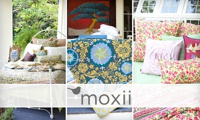 Moxii - Auburn: $25 for $50 Worth of Stylish Home Décor at Moxii in Auburn or Online