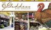 null - Chicago: Goddess & Grocer Thanksgiving Feast