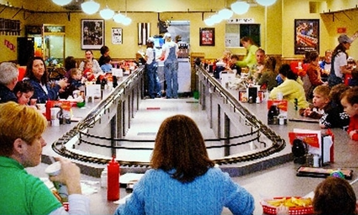 Choo Choo Johnny's - Frankfort: $6 for $12 Worth of Sandwiches, Wraps, and More at Choo Choo Johnny's in Frankfort