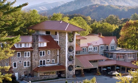 Two-Night Stay for Up to Four in a Historic Room, Valid for Check in SundayWednesday - The Waynesville Inn Golf Resort and Spa in Waynesville