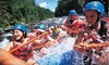 Runoff River Adventures - Kernville: $19 for Whitewater-Rafting Trip ($39 Value) or $29 for Moonlight Whitewater-Rafting Trip ($60 Value) from Runoff River Adventures