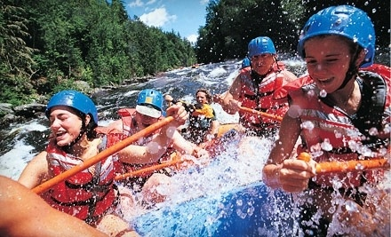 Runoff River Adventures: Lickety Split Whitewater-Rafting Trip - Runoff River Adventures in Kernville