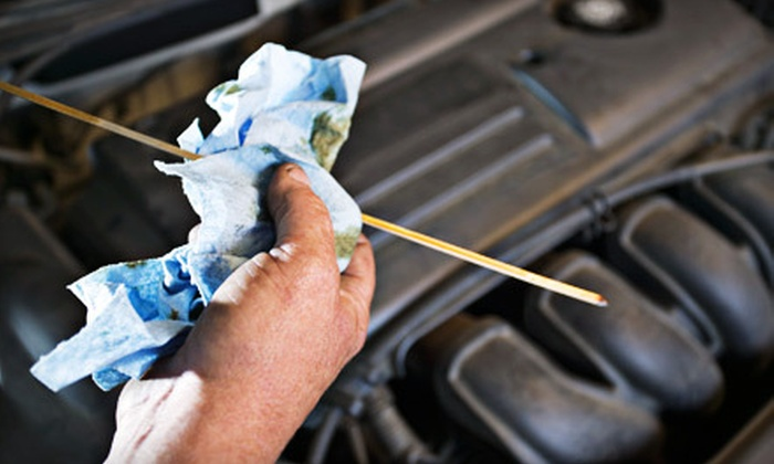 Northern Liberties Auto Repair LLC - Northern Liberties -  Fishtown: Oil-Change Packages Including Wiper Blades and Tire Rotation at Northern Liberties Auto Repair LLC (Up to 62% Off). Three Options Available.