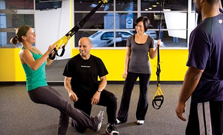 5 TRX Suspension Training Courses (a $65 value) - Madison Athletic Club in Madison Heights